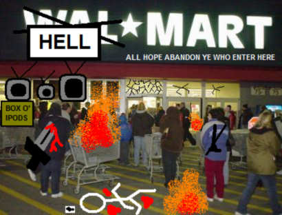 black friday, all hope abandon ye who enter here