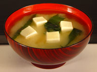 miso soup, you-so tired of this joke already