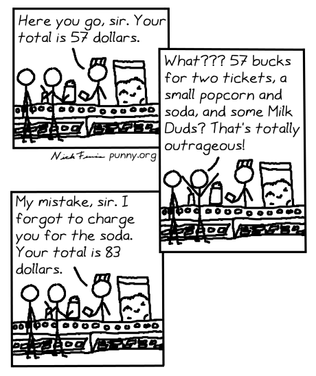 comic 20 - movie theater