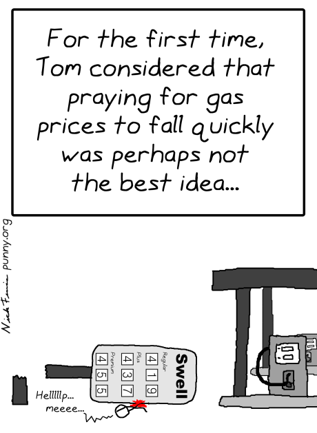 comic 47 - falling gas prices
